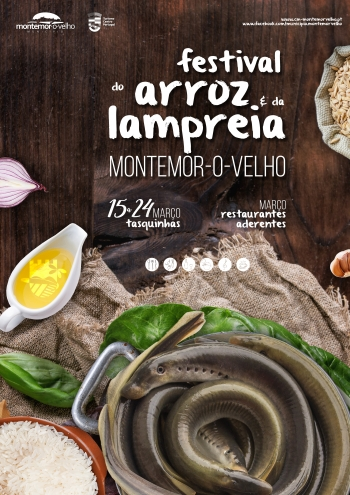 Festival do Arroz e da Lampreia | Sabores do Campo e do Rio