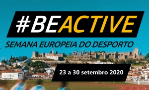 Montemor-o-Velho associa-se à Semana Europeia do Desporto